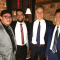 PharmD Class of 2022 officers attending the Halfway Gala. Includes; Gary Vang, Ali Zahid, Joe MacKinnon and Lawrence Voy.