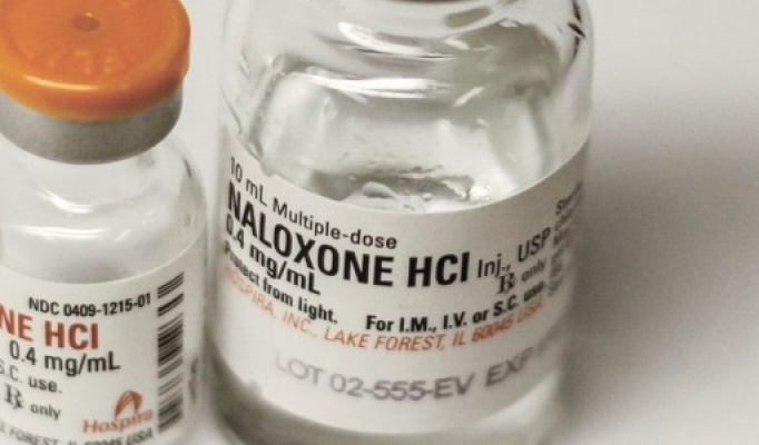 Dispensing Naloxone